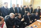 اصفهان| وزیر راهآخرین وضعیت جستوجوی لاشه هواپیمای سانحه دیده را بررسی کرد