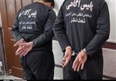 کرج| باند سارقان مغازه در استان البرز متلاشی شد
