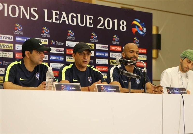 دیاز: اعتراف میکنم که در نیمه دوم خیلی بد بودیم/ شکست به استقلال لازم بود تا به خودمان بیاییم
