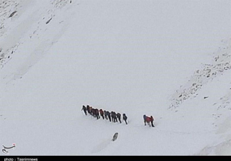 اعزام تیم هیمالیا نوردان حرفه ای به محل سقوط ATR آسمان+جزئیات