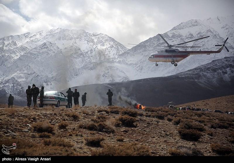 اعزم تیم کارشناسی سازمان هواپیمایی برای شناسایی لاشه پیدا شده هواپیما