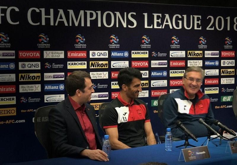 برانکو: 40 میلیون هوادار داریم و همیشه سعی میکنیم برنده باشیم/ السد میتواند قهرمان شود البته در قطر نه آسیا!