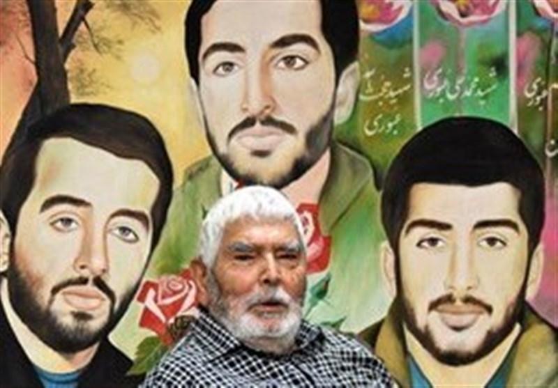 ساری|رئیس جمهور درگذشت پدر شهیدان عبوری را تسلیت گفت