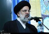 مشهد| جشن تکلیف دانشآموزان مدارس امام رضا(ع) با حضور حجتالاسلام رئیسی در حرم مطهر رضوی+فیلم