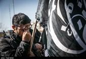 بالصور.. مراسم عزاء ذکرى استشهاد الصدیقة الکبرى فاطمة الزهراء (ع) فی طهران