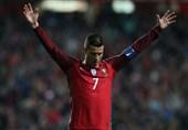 رونالدو نامزد کسب عنوان بازیکن سال پرتغال شد