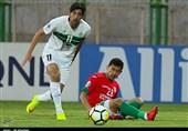 تبریزی: مهاجمانی که به تیم ملی دعوت شدند یک سر و گردن از ما بالاتر بودند/ ما هم میتوانستیم برنده بازی باشیم
