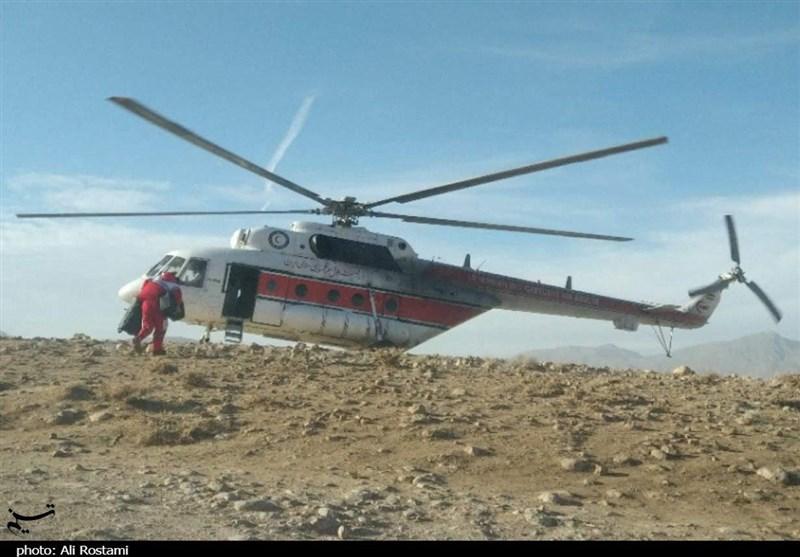 French Delegation Visits Plane Crash Zone in Southwest Iran