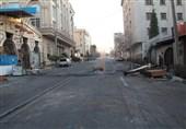 اختصاصی| فیلم: برقراری آرامش کامل در خیابان پاسداران