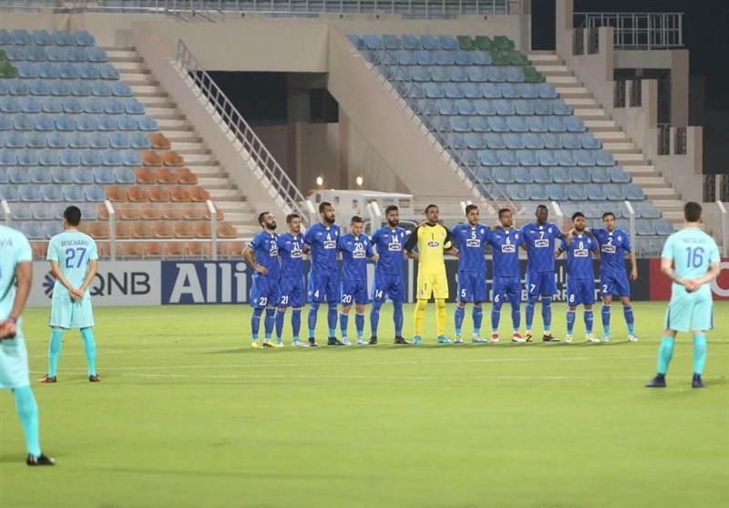 شکایت فدراسیون فوتبال از رفتار عربستانیها در بازی با استقلال