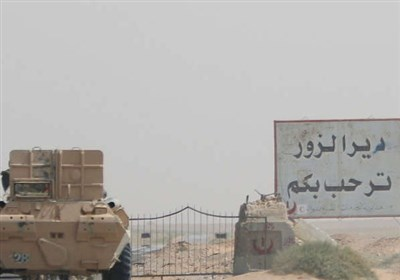 جنایت جدید ائتلاف مدعی مبارزه با داعش در دیرالزور