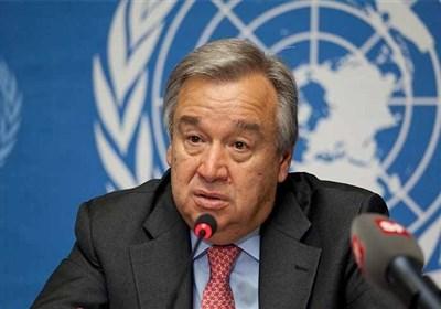 گوترش: راه حلی جایگزین برای تشکیل 2 دولت فلسطین و اسرائیل نداریم