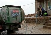 آبدهی منابع تأمین آب استان کرمانشاه 50 تا 70 درصد کاهش یافته است