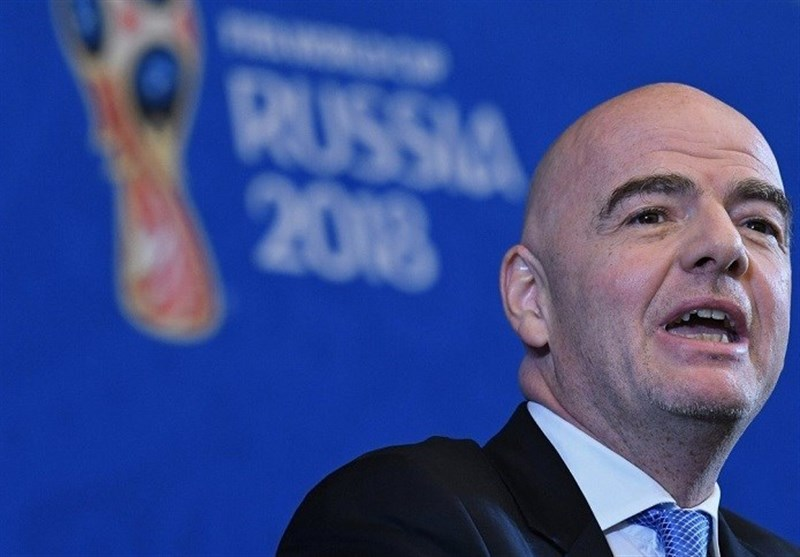 Gianni Infantino: Politics Should Stay Out of Football