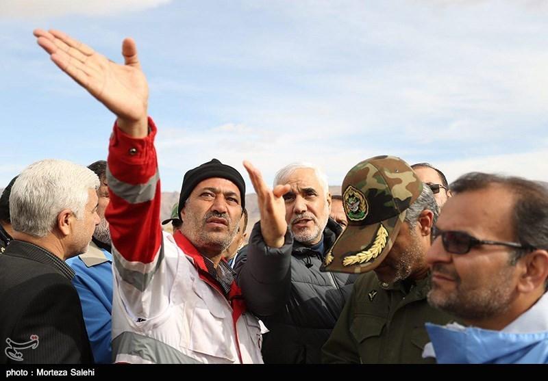 انتقال پیکرهای هواپیمای تهران-یاسوج به سه هفته دیگر موکول شد/جزئیات امداد در 3 متر برف دنا
