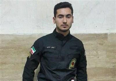 توصیه شهید حادثه پاسداران به همکارش+عکس