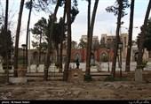 عملیات عمرانی امامزاده عبدالله (ع) شهر ری متوقف نمیشود