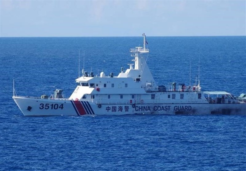 Chinese Warships Drill in Waters near Taiwan