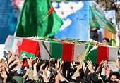 مازندران| جانباز شیمیایی دوران دفاع مقدس به همرزمان شهیدش پیوست