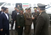 Iran, Azerbaijan Keen to Broaden Military Ties