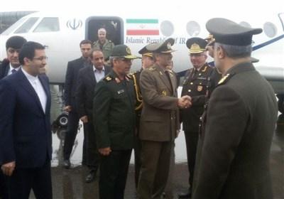 Iran, Azerbaijan Keen to Broaden Military Ties