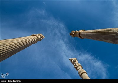 Iran's Beauties in Photos: Persepolis