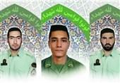مراسم ترحیم شهدای خیابان پاسداران ناجا برگزار شد+تصاویر