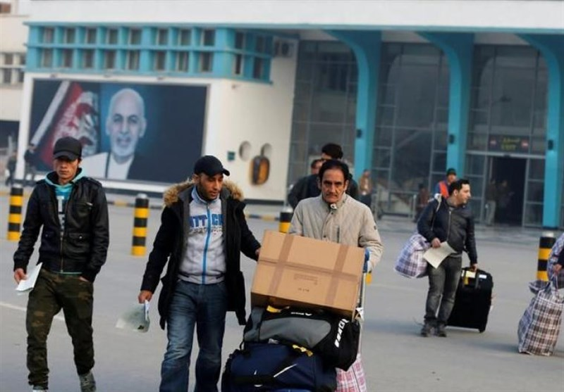 آلمان اخراج اجباری پناهجویان افغان را از سر میگیرد