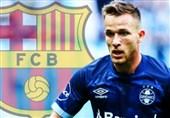 توافق بارسلونا با گرمیو برای خرید آرتور