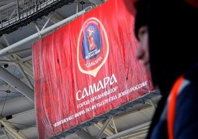 هدیه توپ جام جهانی 2018 به رئیس جمهور کلمبیا/ لاین جدید تراموا در سامارا