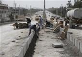 بوشهر  تقاطع غیر همسطح بوشهر تا پایان امسال زیربار ترافیک میرود