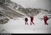 انتقال بقایایی از پیکرهای جانباختگان ارتفاعات دنا