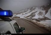 اصفهان| اعمال محدودیت ترافیکی در سیسخت به سمیرم
