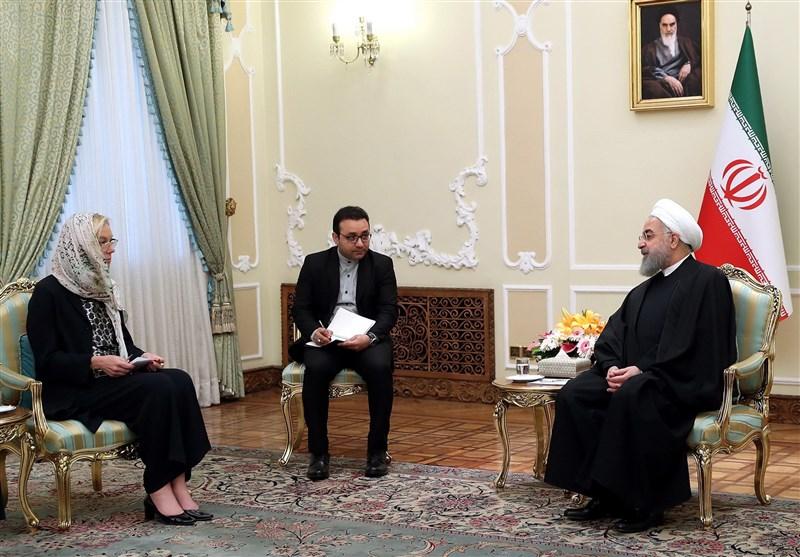 Iran's Defense Power Non-Negotiable: President