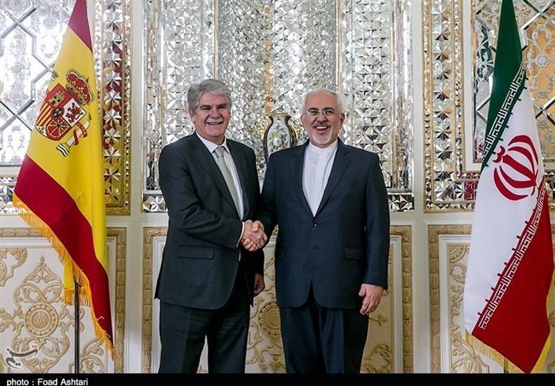 Iran, Spain Sign MoUs in Tehran