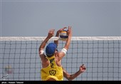 Iran Runner-Up at FIVB Beach Volleyball World Tour