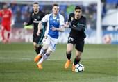 لالیگا| صعود رئال مادرید به رده سوم با برتری در بازی معوقه