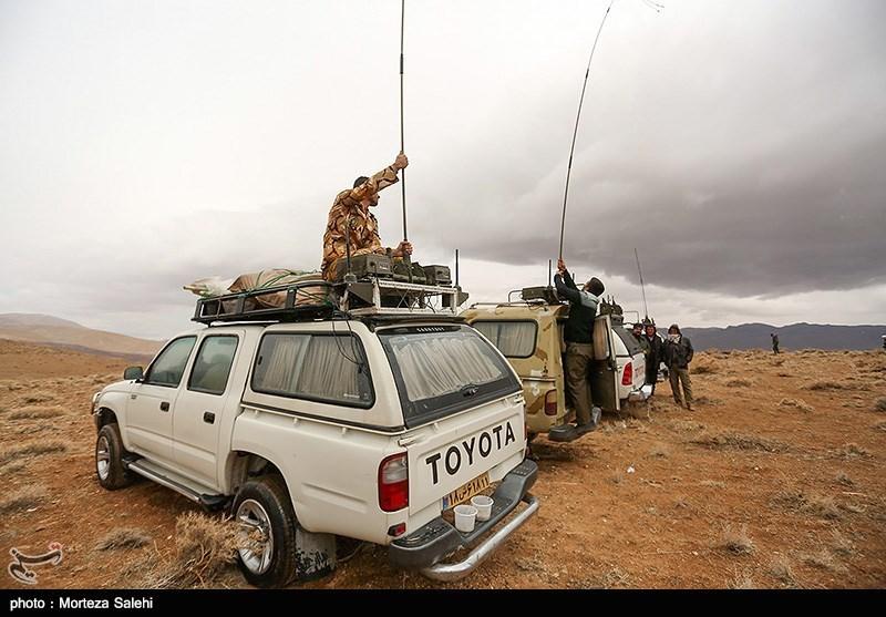 یاسوج| عملیات امداد به قرارگاه ارتش استان فارس واگذار شد