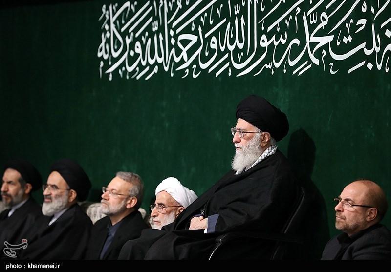 امام خامنهای: اغتشاشات اخیر نمونه کوچک توطئههای خصمانه دشمنان بود