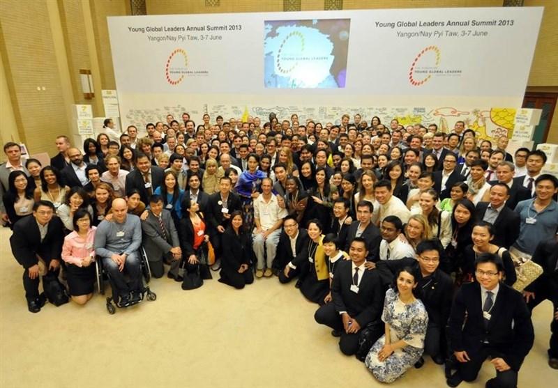 تجمع معاندین ایرانی در سازمانی برای رهبری جهانی!