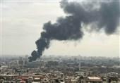 سوریه|حمله راکتی گروههای تروریستی به مناطق مسکونی در حومه حماه