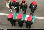 Bodies of 115 Iranian Martyrs Repatriated from Iraq