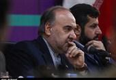 سلطانیفر: امیدوارم با حضور جهانگیری جشن قهرمانی پرسپولیس را بگیریم/ ورزشگاه آزادی جهادگونه آماده شد