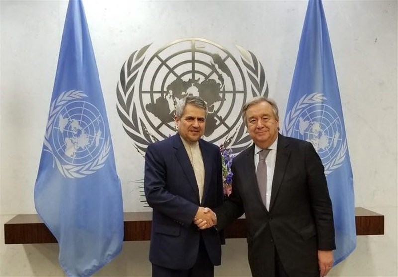 Iran Ready for Cooperation with New UN Envoy to Yemen: Envoy
