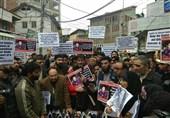 تصاویر | معصوم آصفہ کی عصمت دری اور قتل میں ملوث افراد کو سزائے موت دی جائے, مشترکہ مزاحمتی قیادت