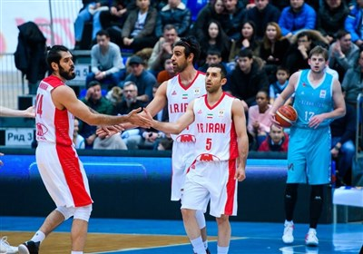 بسکتبال انتخابی جام جهانی 2019| ایران از سد قزاقستان گذشت