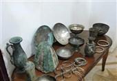 ساری|اعضای باند قاچاق اشیای عتیقه در مازندران دستگیر شدند