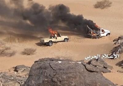 خسارات سنگین به مزدوران ارتش سعودی در نجران