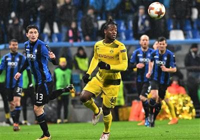 عذرخواهی باشگاه آتالانتا از مهاجم بوروسیا دورتموند