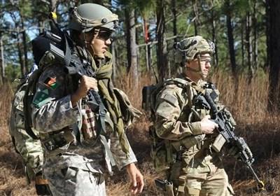 واحد مشاوران ویژه ارتش آمریکا به کابل رسید